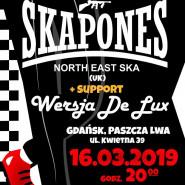 The Skapones i Wersja De Lux