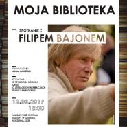 Spotkanie z Filipem Bajonem