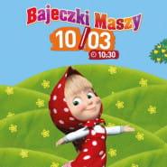 Filmowe Poranki: Bajeczki Maszy, cz. 4