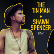 Shawn Spencer i The Tin Man