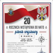 20 lat Polski w NATO - piknik wojenny