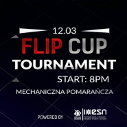 Flip Cup Tournament with ESN UG Gdańsk