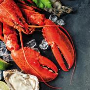 Festiwal egzotycznych ryb i owoców morza