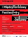 I Międzynarodowy Festiwal Obojowy