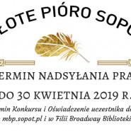 O Złote Pióro Sopotu - Finał