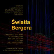 Światła Bergera - wystawa