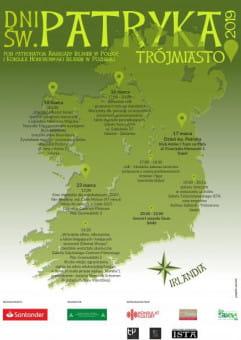 Dzień Świętego Patryka. Kino familijne i warsztaty irlandzkie