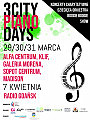 3City Piano Days