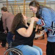Gdyńskie Poruszenie - Taniec na wózkach