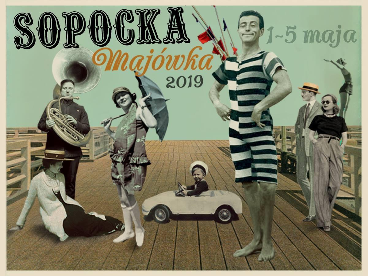 Сопотская Маевка 1-5 мая, не пропустите