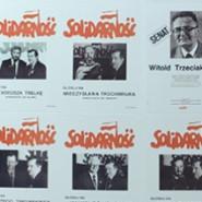 Plakaty Drużyny Lecha - oprowadzanie