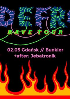 Rzabka x Jebatronik x Gabberiada + Sowa
