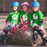 Jazda na rolkach - nauka i doskonalenie dla dzieci i dorosłych