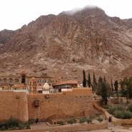 Półwysep Synaj i klasztor św. Katarzyny - ślady Mojżesza i wielkie odkrycie zapomnianych ikon