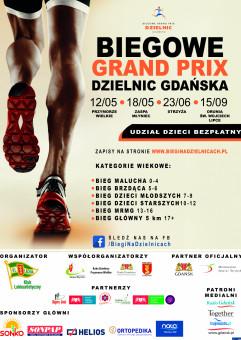 Biegowe GP Dzielnic Gdańska -  GP Orunia