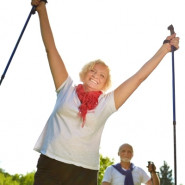 Nordic walking dla seniorów, Kolbudy