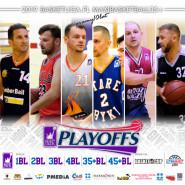 Kto zostanie mistrzem Maxibasketball 35+?