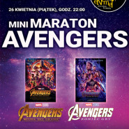 ENEMEF: Minimaraton Avengers