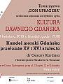 Handel morski Gdańska na przełomie XV i XVI stulecia