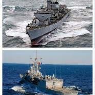Okręty NATO - zwiedzanie