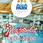 Rodzinna Majówka w Aquaparku Sopot