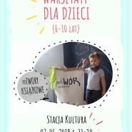 PoTwory książkowe - warsztaty dla dzieci