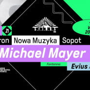 Before Tauron Nowa Muzyka Sopot: Michael Mayer