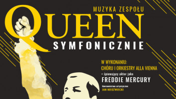 Zaproszenia na koncert Queen Symfonicznie