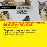 Andrzej Rabiega - wernisaż