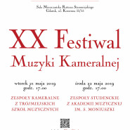 XX Festiwal Kameralny