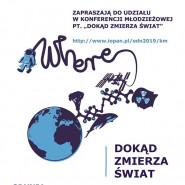 Konferencja Młodzieżowa 2019 - Dokąd zmierza świat
