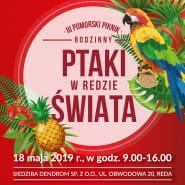 """III Pomorski Piknik Rodzinny z Ptaszarnią """"Ptaki Świata"""""""