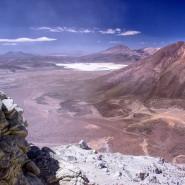 Przystanek Wagabundy - Wulkany Boliwii
