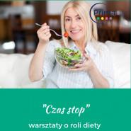 Czas stop - rola diety i pielęgnacji w procesie starzenia się organizmu