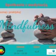 Spotkanie medytacyjne - Mindfulness