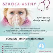Szkoła astmy - szkolenie dla rodziców