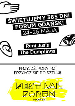 Festival Forum - świętujemy 365 dni!