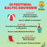 III Festiwal Baltic Souvenir: Gdynia