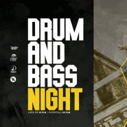Drum&Bass Night with Volatile Cycle