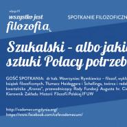 Szukalski - albo jakiej sztuki Polacy potrzebują? dr hab. Wawrzyniec Rymkiewicz