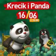 Filmowe Poranki: Krecik i Panda cz. 1