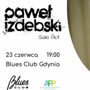 Bilety na solo act Pawła Izdebskiego