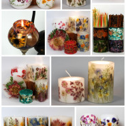 Warsztaty tworzenia świec i lampionów z roślinami
