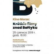 Kino Morze: Krótkie filmy znad Bałtyku - projekt FilmNE