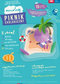 Wodny piknik ekologiczny