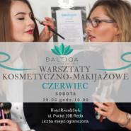 Warsztaty kosmetyczno-makijażowe