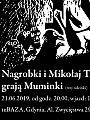 Nagrobki i Mikołaj Trzaska grają Muminki
