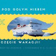 Open Air na Sundeck Stena Line  - rozpoczęcie wakacji