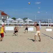 Siatkówka plażowa Ziaja Cup