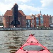 Zapuść żurawia kajakiem do Gdańska